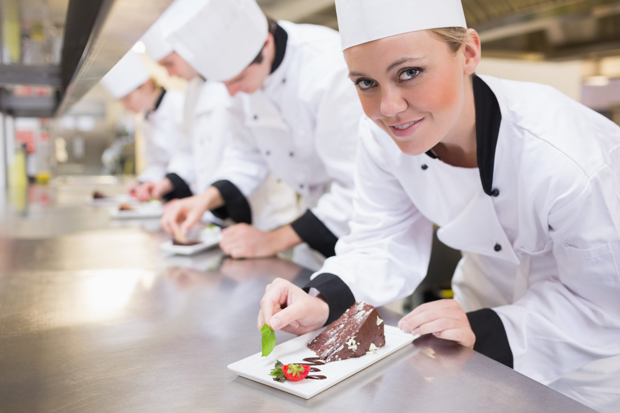3 time management tips for all chefs escoffier Chef comes to your house