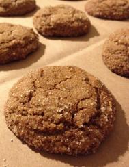 Double Ginger Cookies1
