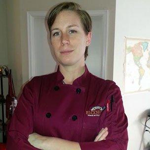 Jamie Warburton, Culinary Arts Student