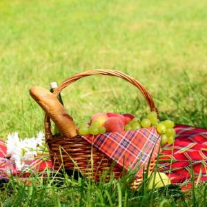 Go for a picnic: Gourmet style
