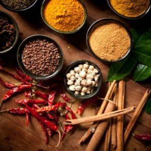 Spices and the age of exploration