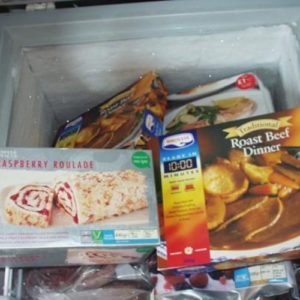 Frozen food sales are lagging in light of increasing access to fresh products.