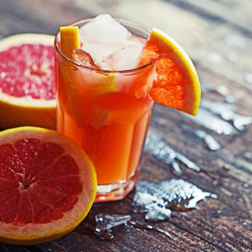 The Texas State Fruit is the grapefruit. It is grown throughout the state and has many delicious uses.