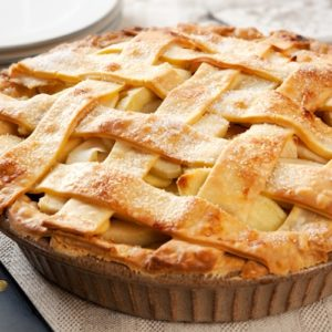 Make sure your apples can withstand high temperatures for the tastiest apple pie.