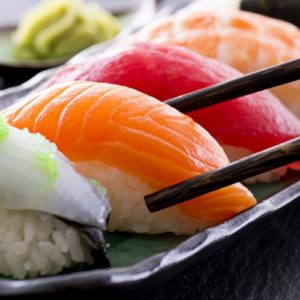 Sushi is a favorite trend across much of Austin.