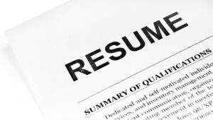 Building a perfect resume is the first step toward landing your dream job as a chef.