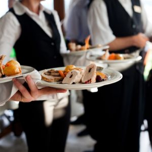 Chefs must be able to work effectively alongside a restaurant's wait staff.