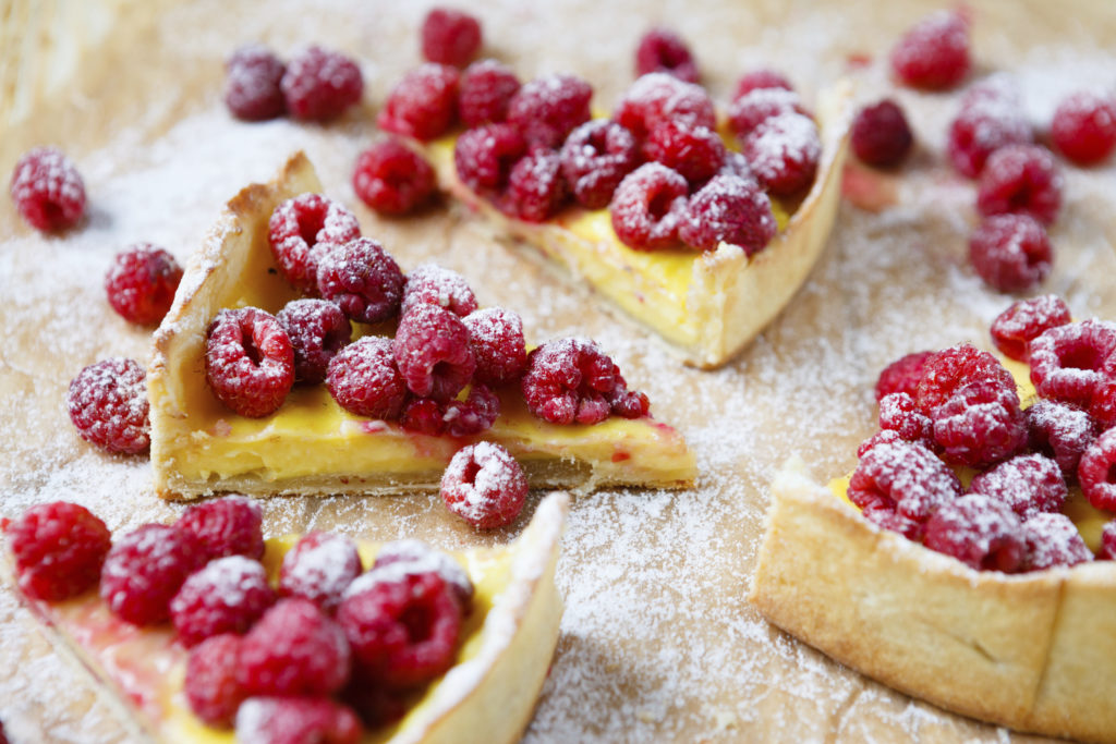 Fruit-filled pastries are healthy - in modest portions, as part of a nutritionally balanced diet.