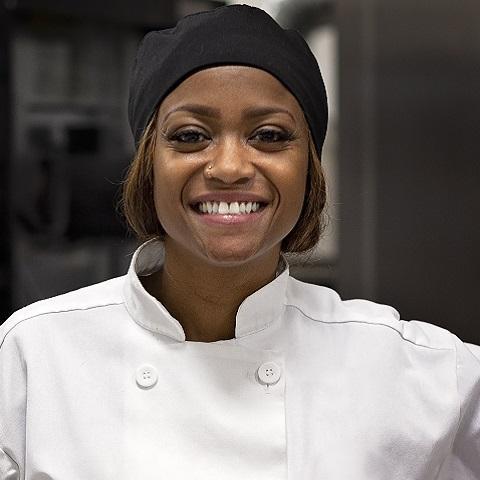 Escoffier online culinary arts graduate Tiffany Moore