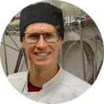 Escoffier culinary arts student and plant-based enthusiast Shane Witters-Hicks