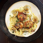 2nd Place: Alex S - Spaghetti alle Vongole with Scallops