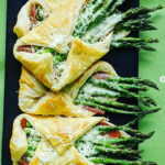 3rd Place-Gregory B_Puff Pastry with Asparagus_Prosciutto and Gruyere