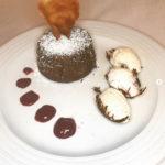 2nd Place: Scott R.-Lava Souffle Cake