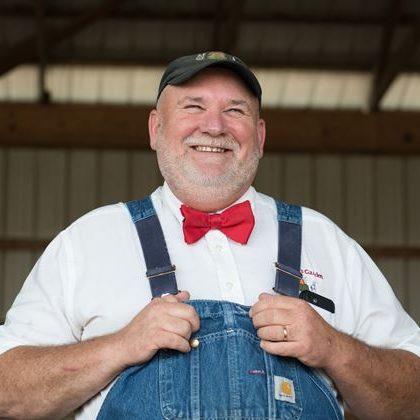 Farmer Lee Jones, The Chef's Garden