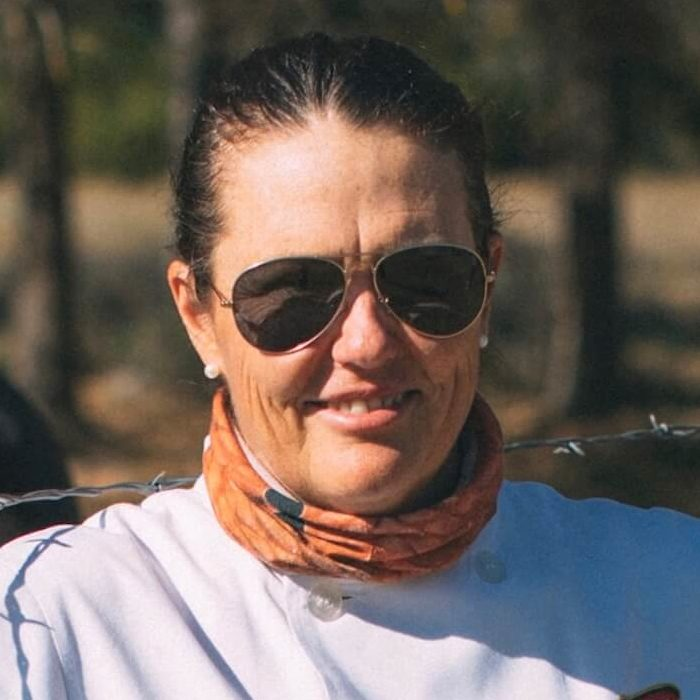 Chef Freida Nicole Davenport