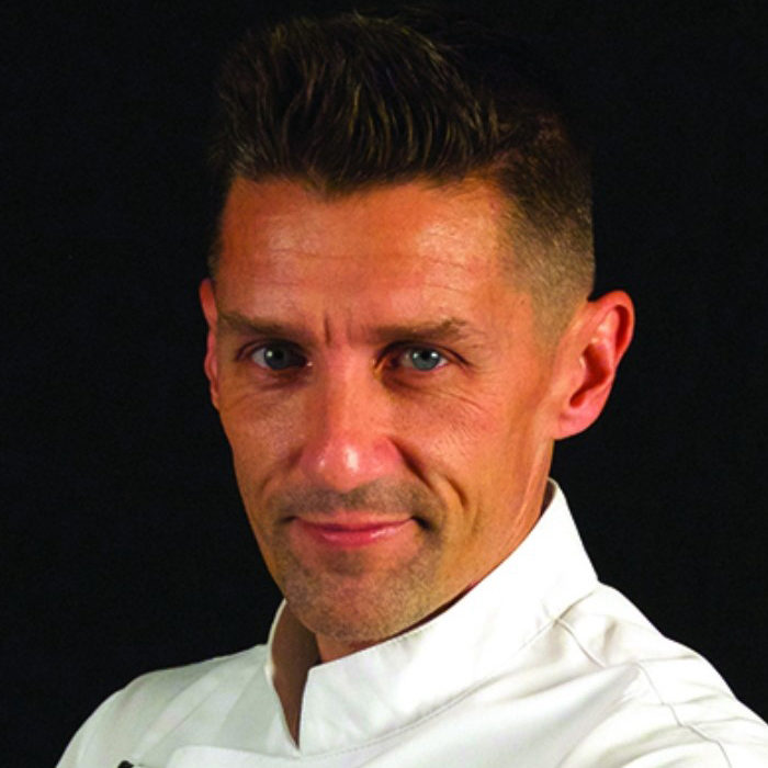 Frank Vollkommer, Certified Master Pastry Chef® & Escoffier Director of Culinary Industry Development